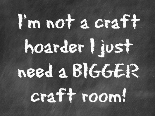 craft hoarder black