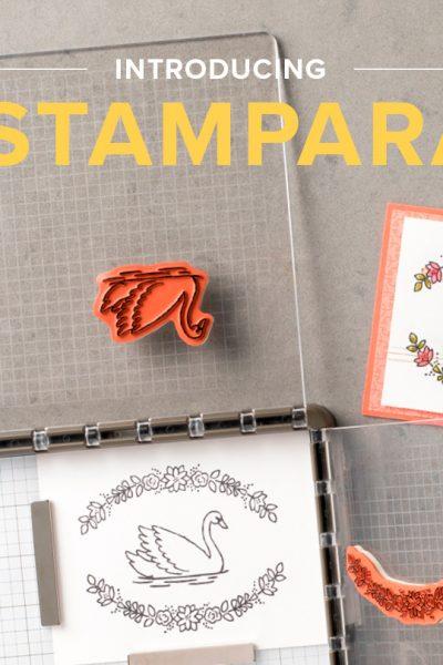 Stampin' Up! Stamparatus