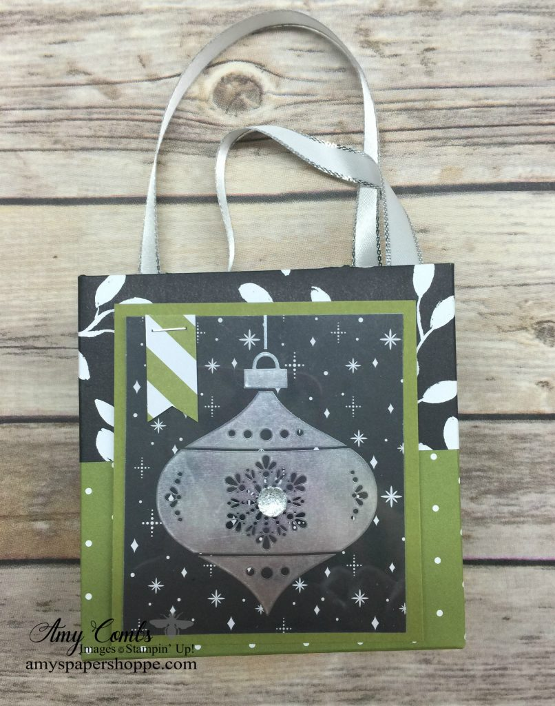 Stampin' Up! Merry Little Christmas