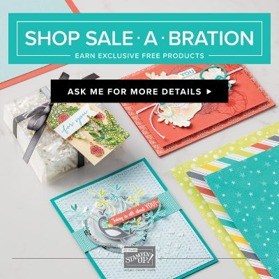 SALE-A-BRATION SALE!