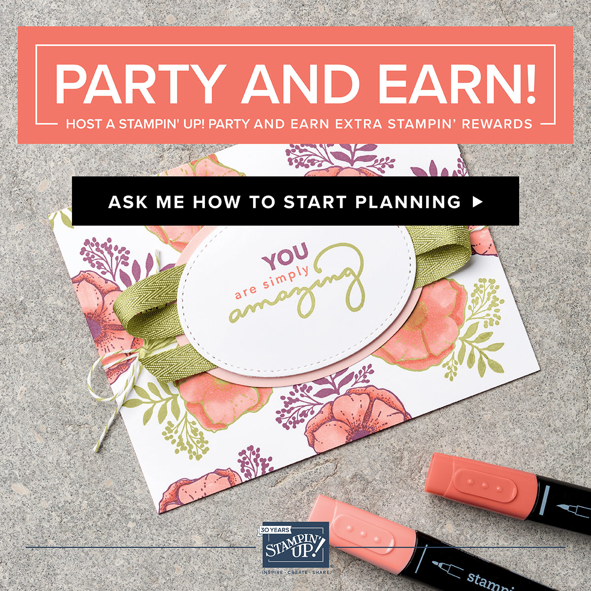 Stampin' Up! 2018 Sale A Bration