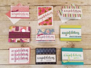 Stampin' Up! Amazing Congratulations Stamp Set
