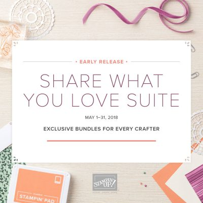 Share What You Love Suite – Early Release