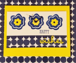 Bloom By Bloom Itty Bitty Birthdays Stampin' Up! Simple Birthday Card #simplestamping Jill Olsen StampingJill