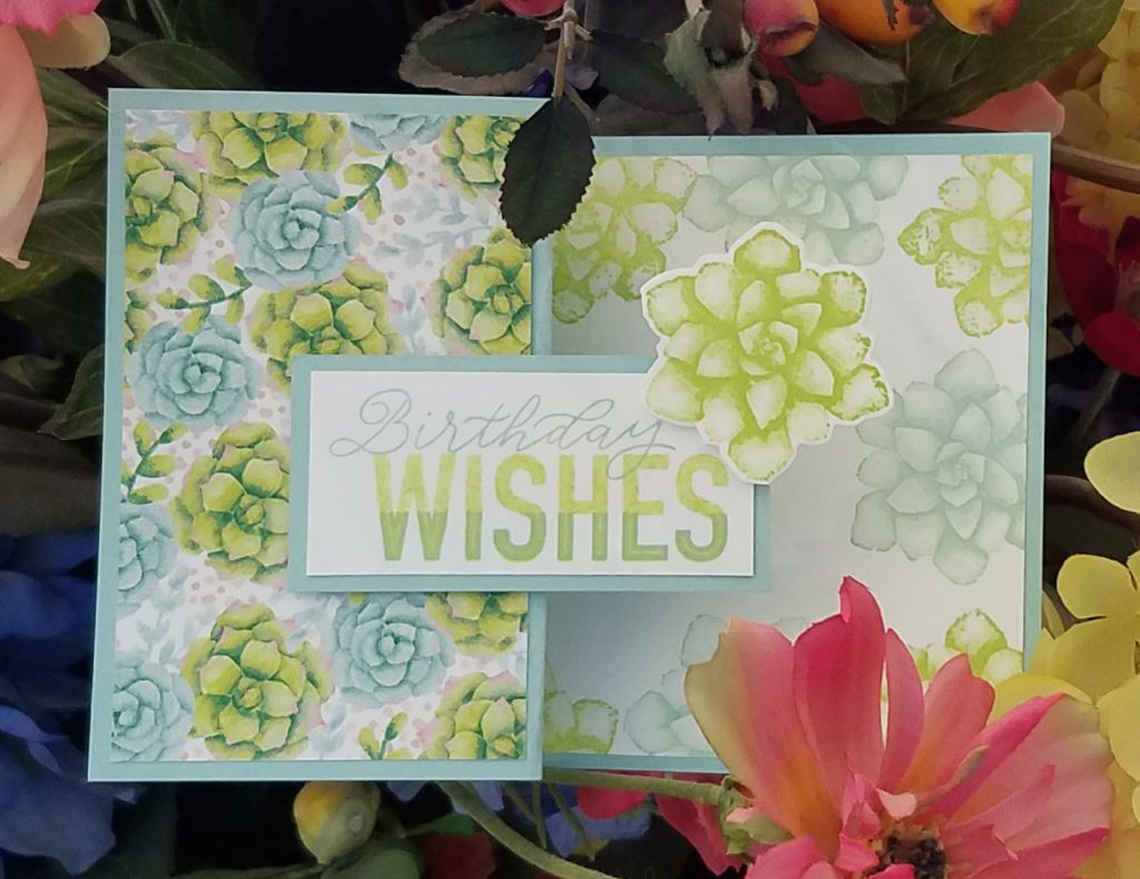 Painted Seasons Sale-A-Bration SAB Stampin' Up! Stampingjill Jill Olsen More Than Words