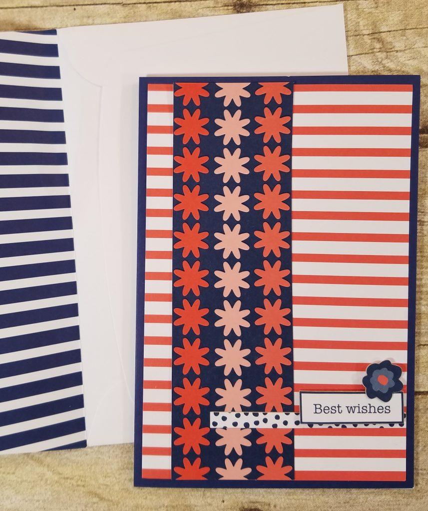 Happiness Blooms Memories & More Card Pack Memories & More Cards & Envelopes StampingJill Jill Olsen Stampin' Up! #simplestamping