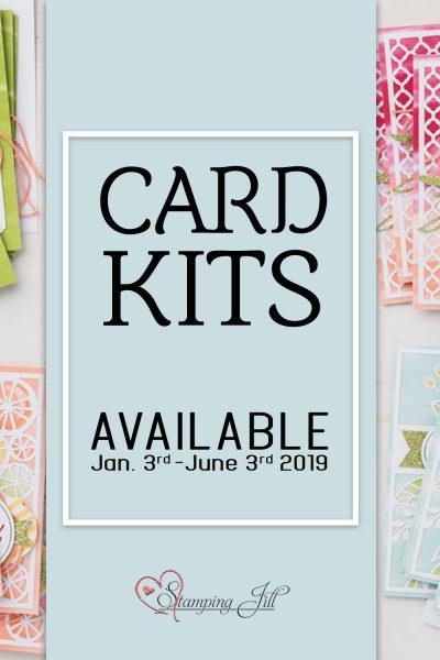 Stamping'Up! Card Kits