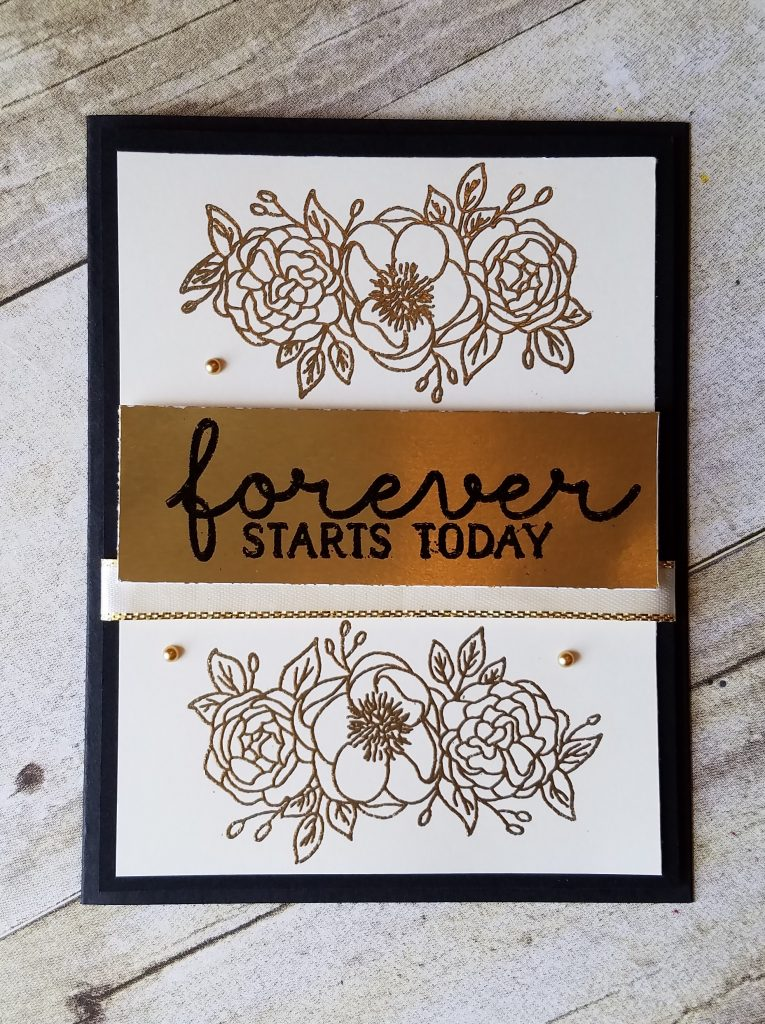 Bloom & Grow Stampin' Up! StampingJill Jill Olsen Aubrey Paxton Make a Card Monday Stampin' Blends Watercolor