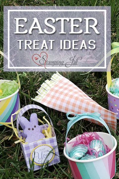 Stampin' Up! Easter Treat Ideas