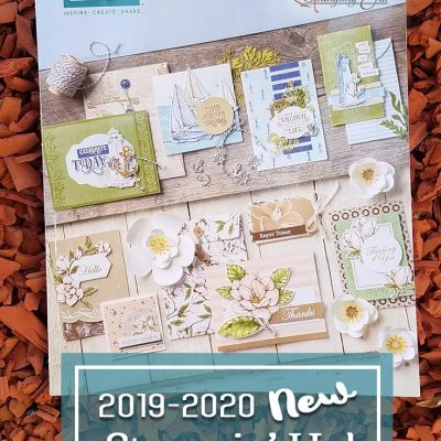 New 2019-2020 Stampin' Up! Catalog Product