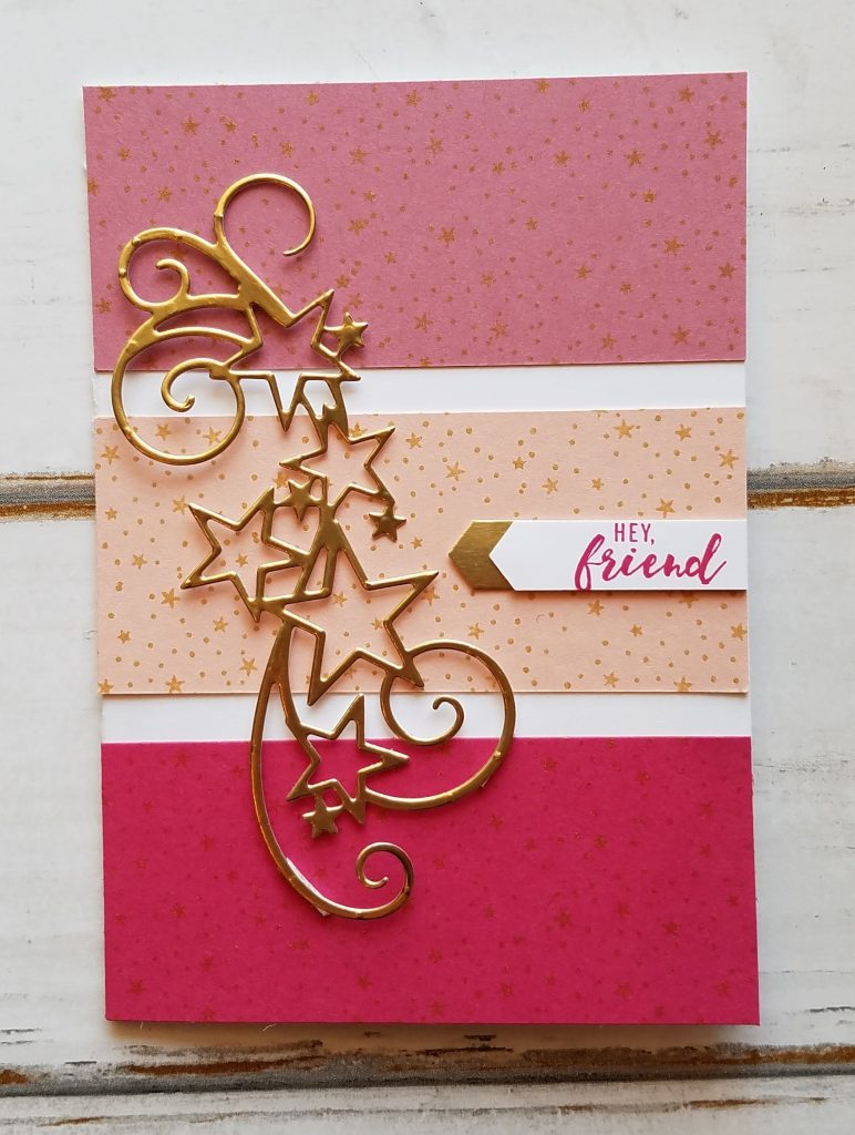 So Many Stars Stitched Stars Dies Stampin' Up! StampingJill Jill Olsen Aubrey Paxton All Occasion Holiday 2019