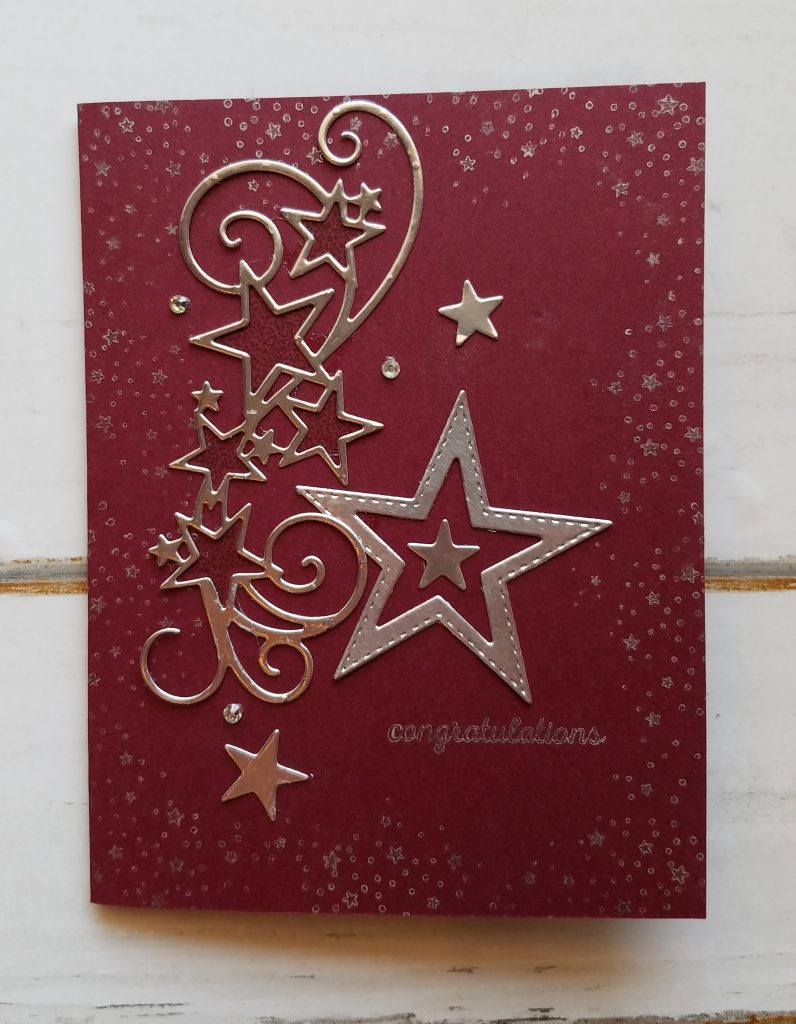 So Many Stars All Occasion Card Ideas - StampingJill.com