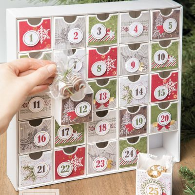 Christmas Countdown Advent Calendar Ideas