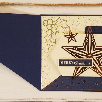 Christmas Gift Card Holder Idea (Day 2)